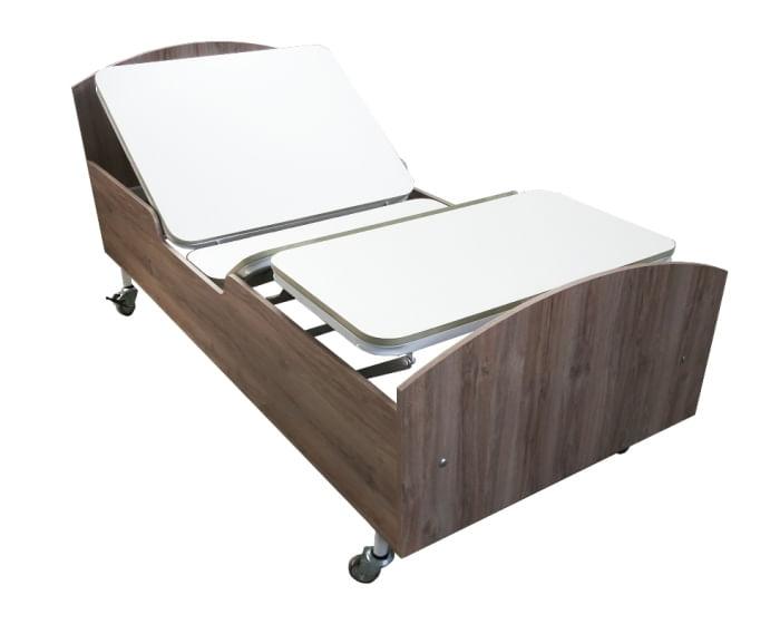 Cama Hospitalar Fowler Motorizada Home Care com Elevação