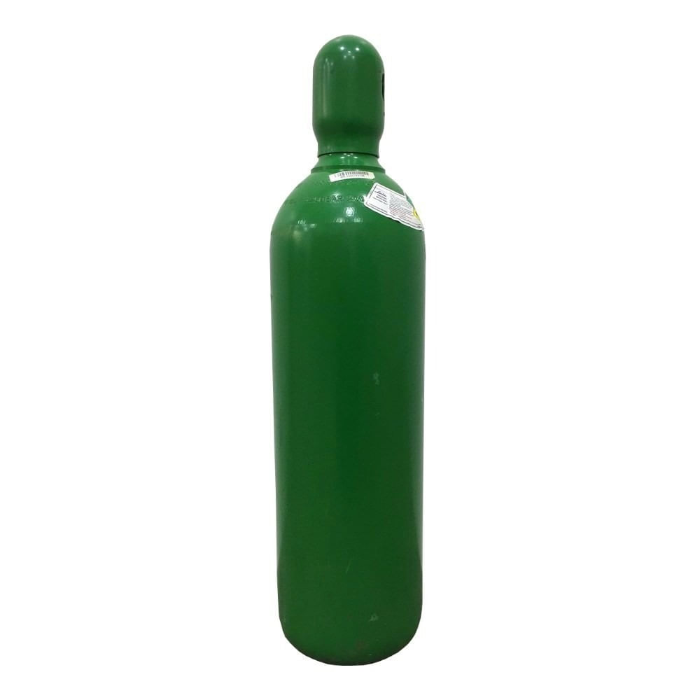 Cilindro de Oxigênio em Aço 7 litros