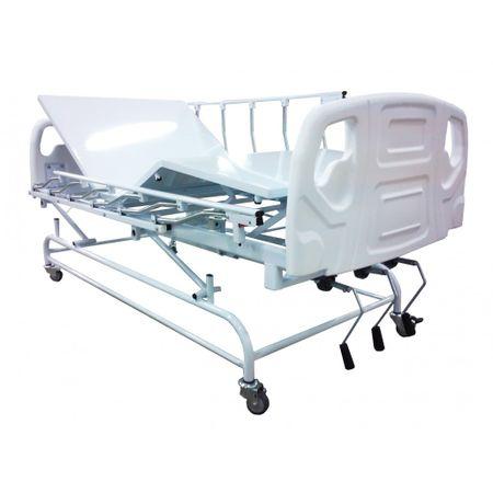 6144501971 Cama Hospitalar Fawler com Elevação de Leito Luxo - Hospinet