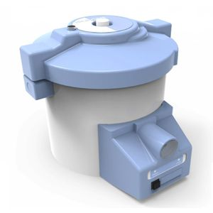 Autoclave Stermax Idealclave 8 Litros Azul