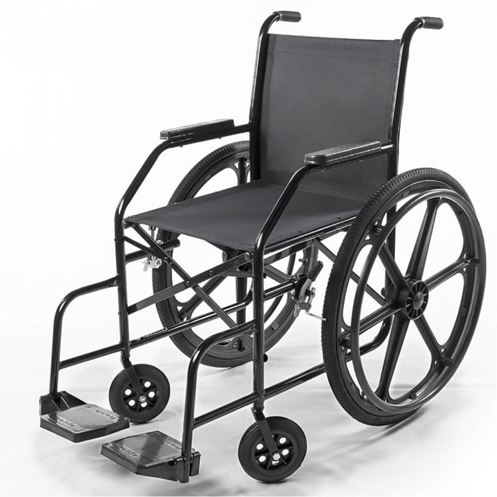 637af917a Cadeira de Rodas Simples Prolife PL001 - Hospinet