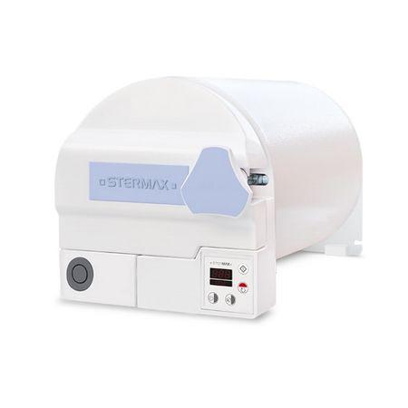 Autoclave-Stermax-Box-Extra-Digital-12-Litros-Azul-220V-1629