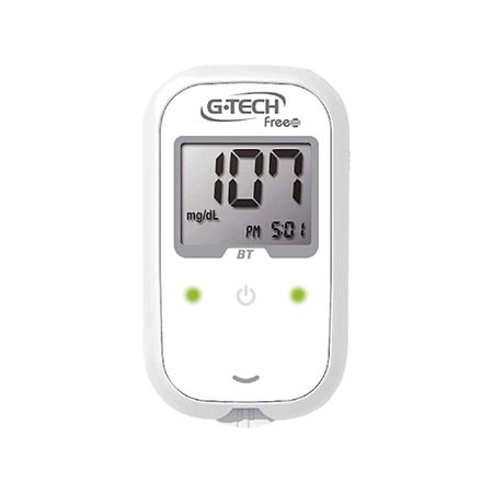 Medidor-de-Glicose-no-Sangue-Bluetooth-G-Tech-1