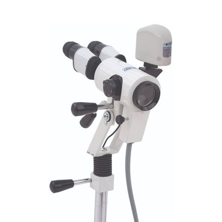 Colposcopio-Binocular-Variavel-com-Camera-e-Estativa-de-Mesa-PE7000VMDC5