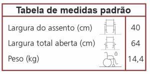 Medidas Cadeira Jaguaribe 1009
